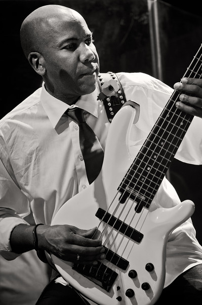 Nathan East - Four Play - Clapham Grand, London 10 Nov 2011
