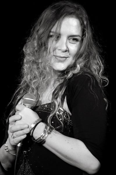Chantelle Duncan - Gibson Blues Jam, Pacifico Blues