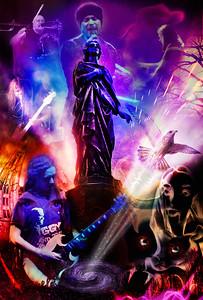 HIM Poster, Digital HIM illustration by Mariana Roberts