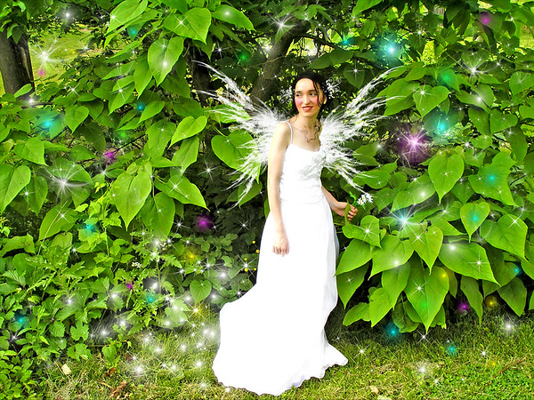 White Magic Fairy