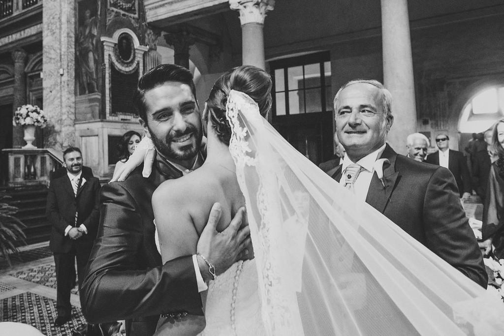 wedding photographer Santa Prassede