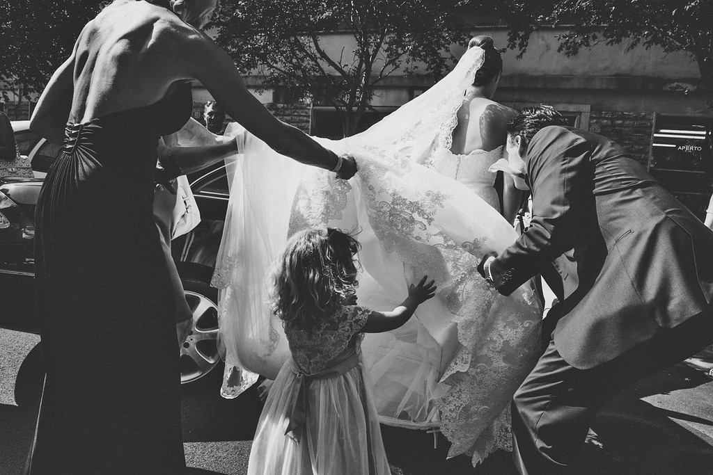 wedding reportage in Rome