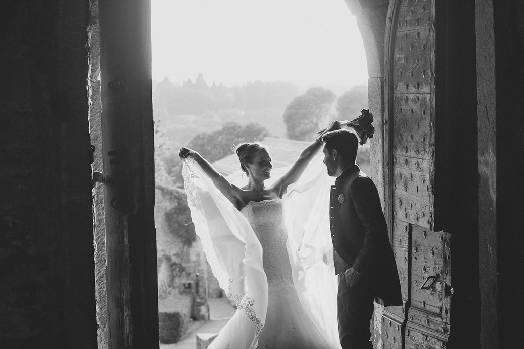 wedding photographer Odescalchi Castle