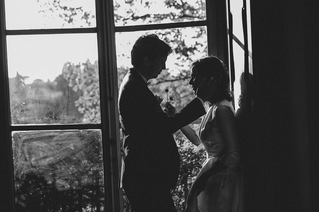 Pauline & Floris wedding at Villa Fontallerta