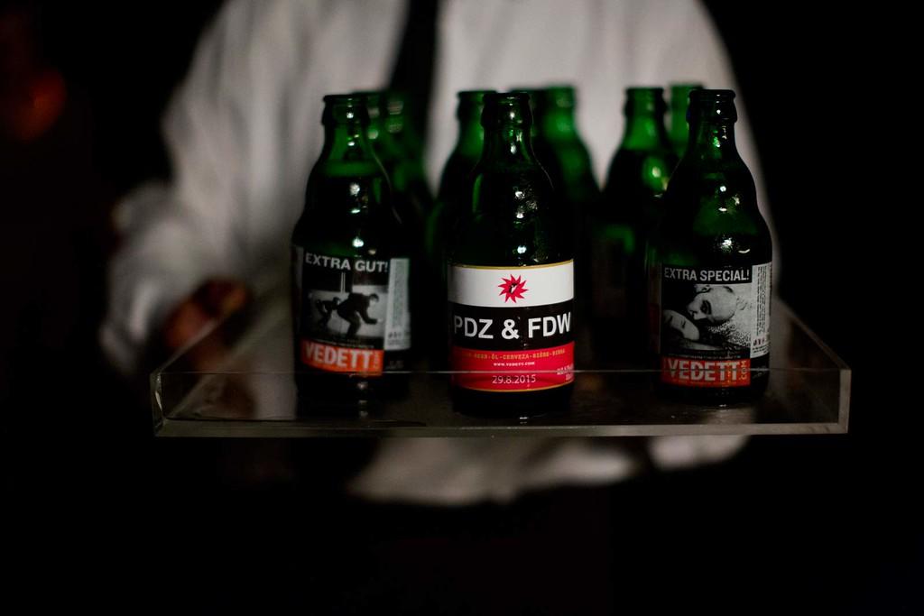 Craft Beer Wedding