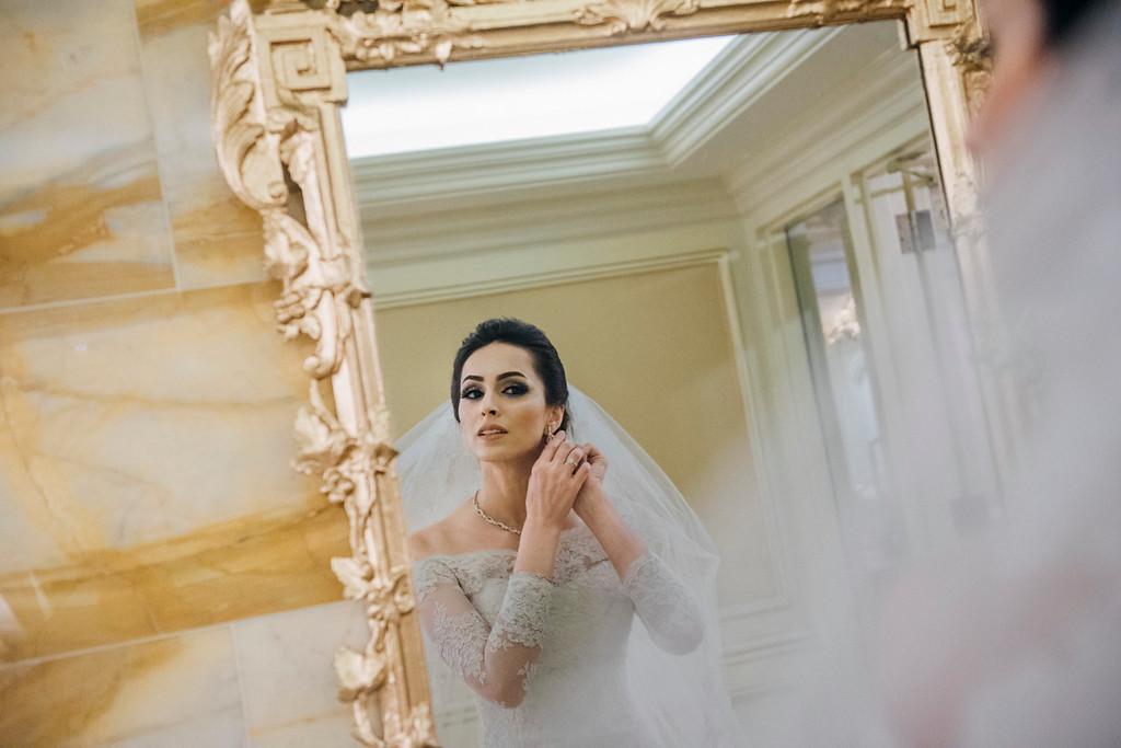 Glam Wedding Style