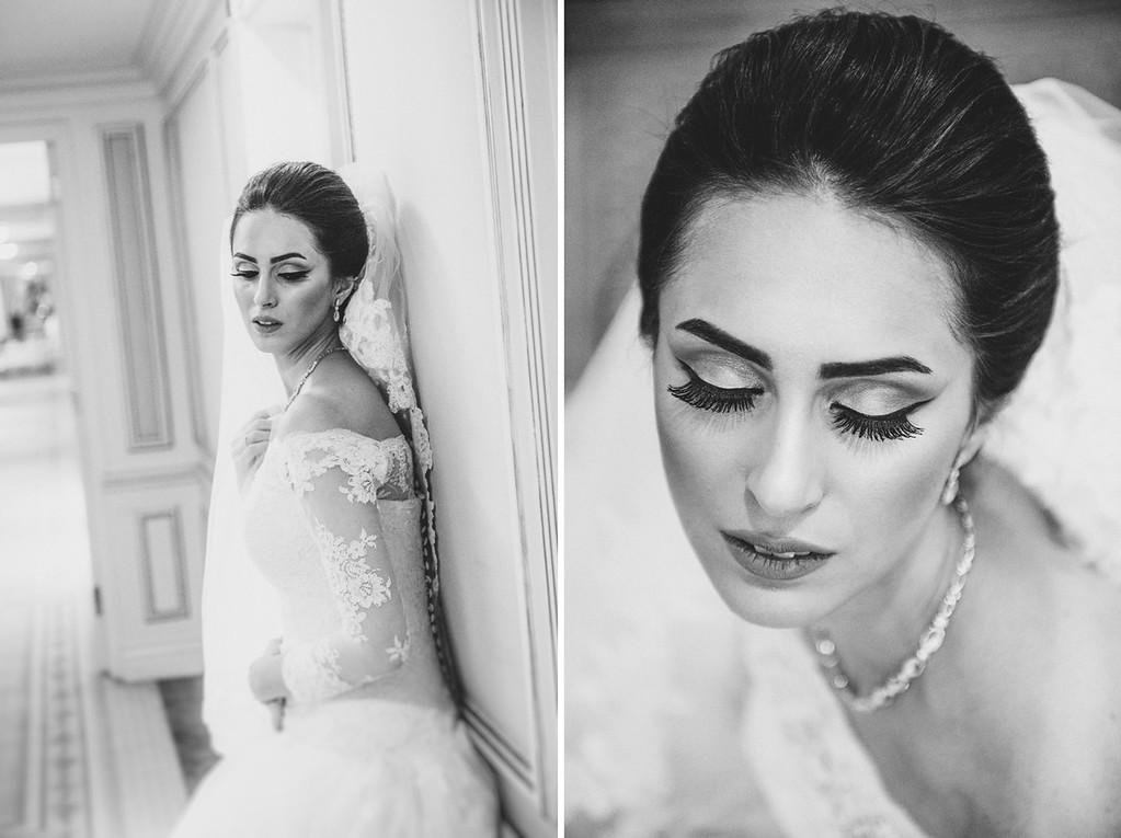 Fashion Bridal Portraits