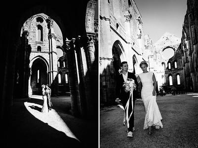 Russian Wedding San Galgano
