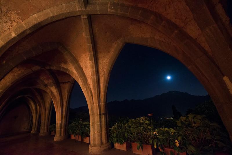 Cripta at night