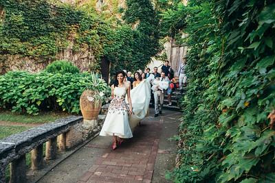 Zeina Kash Wedding Dress Ravello