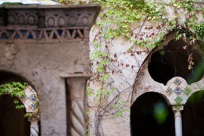 Exclusive wedding venue in Amalfi Coast
