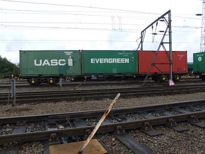 Container Code U
