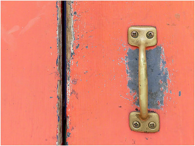 Assignment: Adjective - My coice - Door Handle