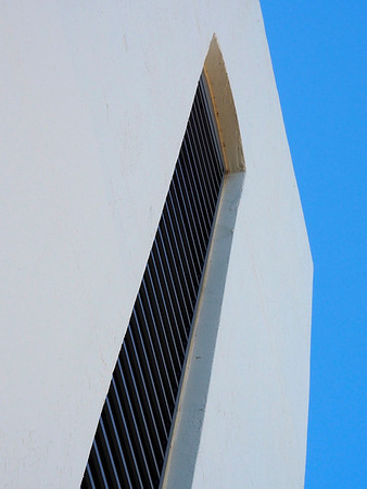 Contemplative Photography - Hamilton AFB Looking Up 3
