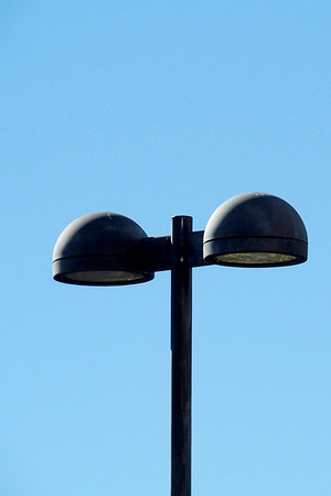 Contemplative Photography - Hamilton AFB Looking Up 1
