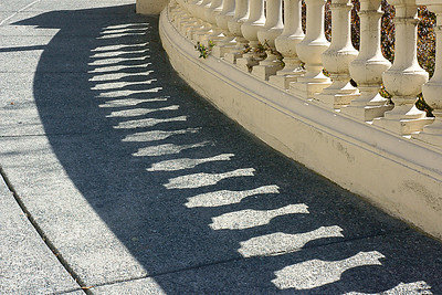 St Vincent Walkway Shadow 1