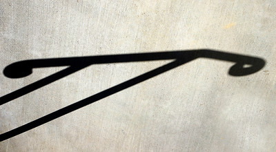 Handrail Shadow