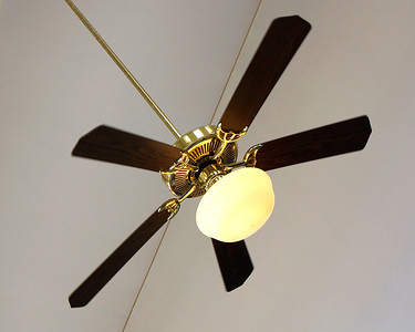 Treasure hunt - Over: Ceiling Fan