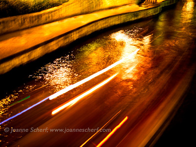 Shimmer on the River