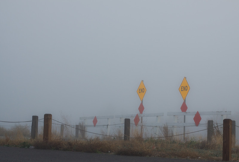 Foggy End
