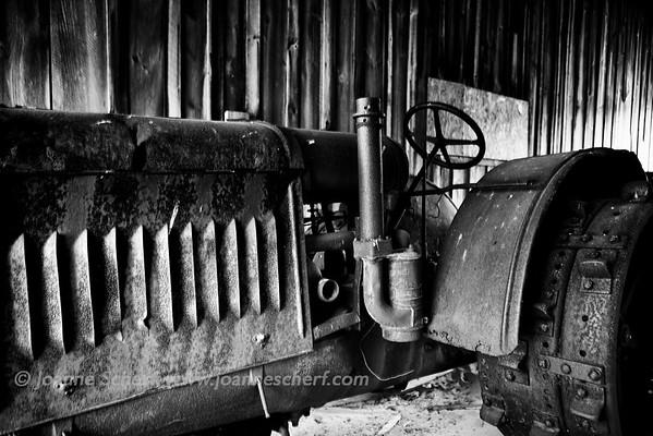 Burfiend's Tractor