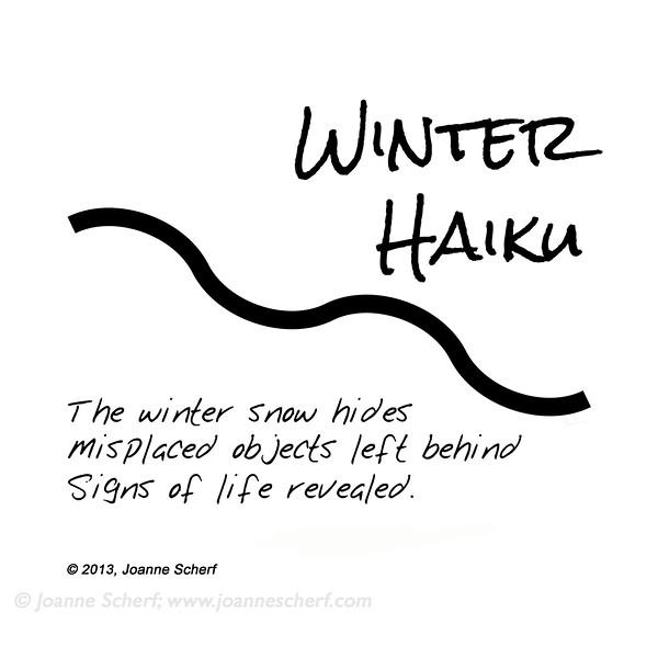 Winter Haiku