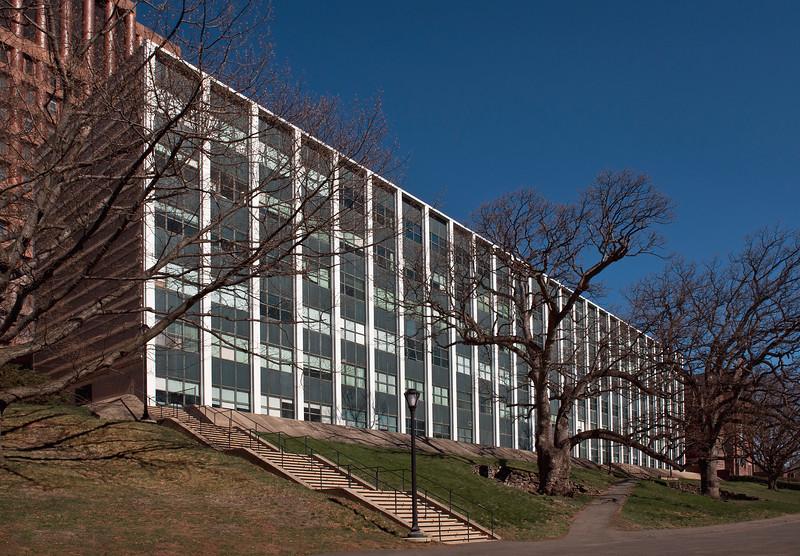 JW Gibbs Laboratory