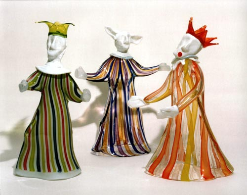Untitled (Three Striped)