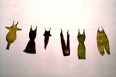 Bottle Clothesline