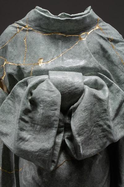 Odoriko – Kimono sculpture