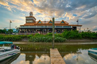 Ridley Park Marina Twilight-5