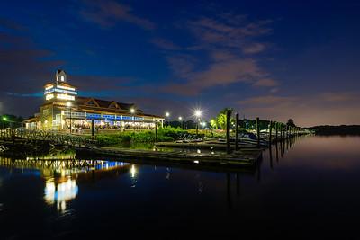 Ridley Park Marina Twilight-1