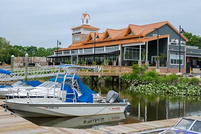 Ridley Park Marina Daytime-8