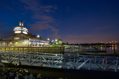 Ridley Park Marina Twilight-2