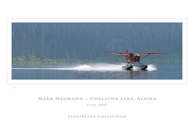 Cessna Floatplane in Alaska