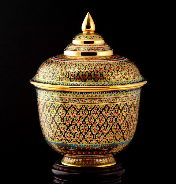 Thai Benjarong Bowl