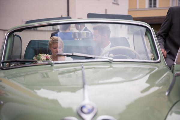 Hochzeit Caro & David