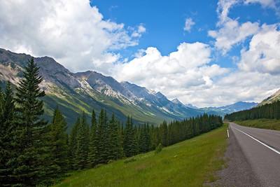 Hwy 40 Kananaskis Country Alberta, Canada