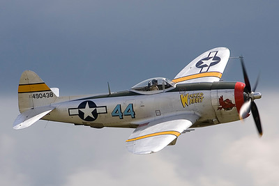 First Place--Historic Military Aircraft