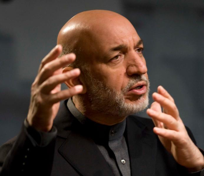 20080926_Hamid Karzai