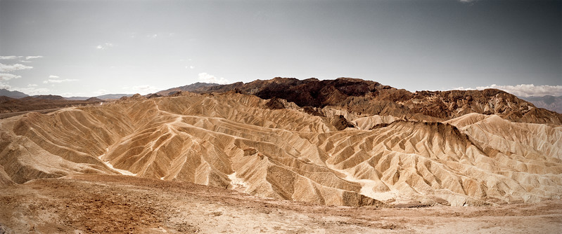 AMERICA WEST - CALIFORNIA - Zabriskie Point