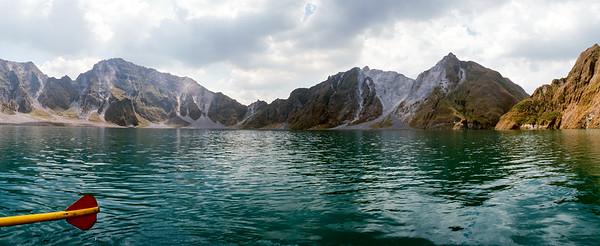 Philippinen 2010 - PINATUBO Lake