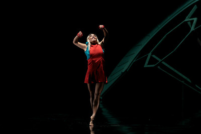 "Ballet ""Ein Winternachtstraum"" from Cathy Marston at Stadttheater Bern."