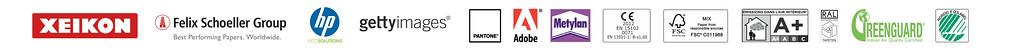 Berlintapete Logos Partner
