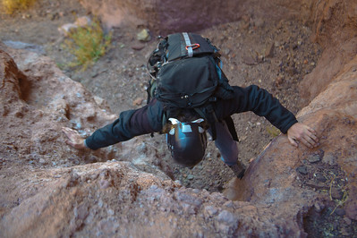 09_11_14 Canyoneering Death Valley 0350