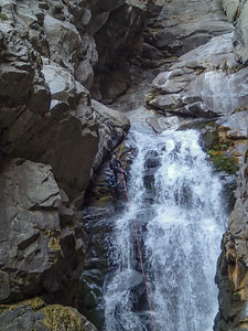 Chrysalis Canyon - Marble Fork of the Kaweah River