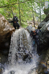 10_04_10 canyoneering Eaton Canyon 0128