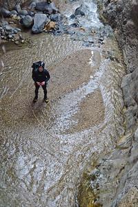 10_04_10 canyoneering Eaton Canyon 0548