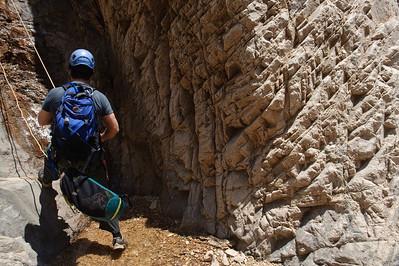 09_08_08 Canyoneering Rubio 0464