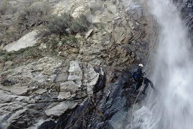 10_05_29 Canyoneering San Antonio Creek 0693